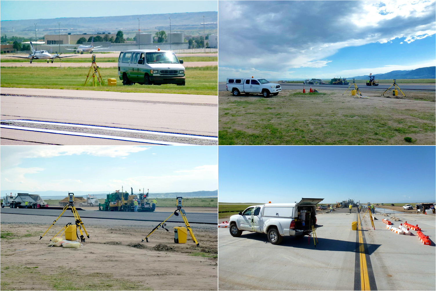 Colorado Springs Airport Runway and Taxiway Replacements