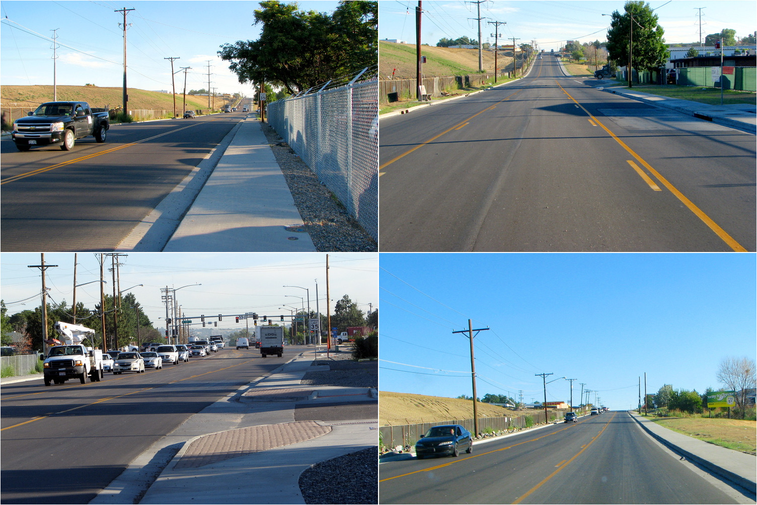 Washington St. Improvements, 52nd to 58th, Adams County