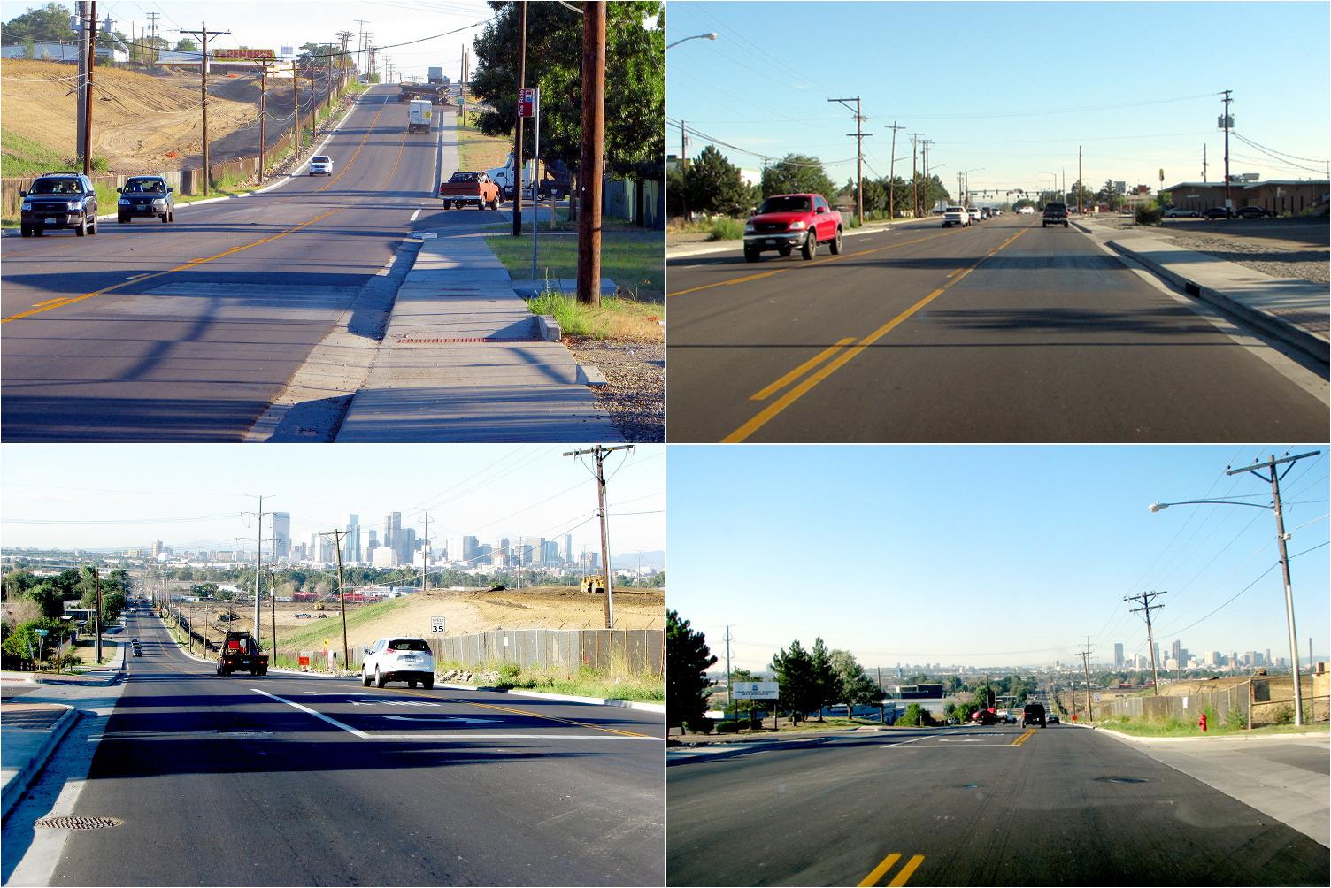 Washington St. Improvements, 52nd to 58th Ave., Adams County